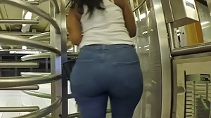 TRAIN STATION BOOTY