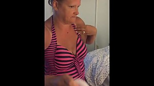 Chubby wife exposed