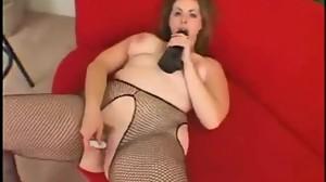 Fat Chubby ex GF masturbating wet pink..