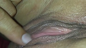 Suckling my wife's wet pussy and ass
