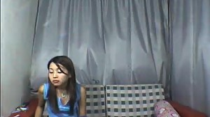 Cute Chinese Teen Dancing visit..